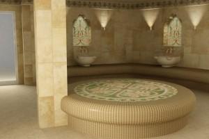 Полезные свойства турецких бань для организма человека