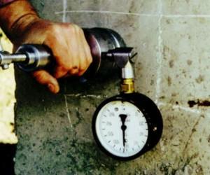 Грамотная проверка прочности основания дома, выдержил ли?