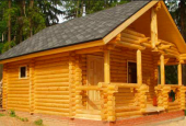 Из чего строить баню дешевле? Материалы для строительства