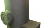 Печь для бани из трубы. Особенности печи