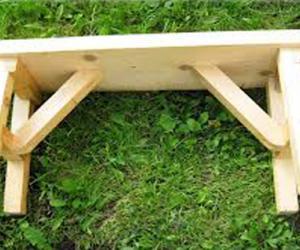 Скамейки для бани своими руками. Создание мебели