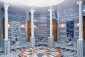 Особенности турецких бань