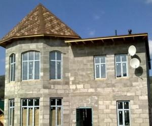 Строительство дома из полистиролбетона