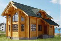 Поэтапное возведение дома из бруса