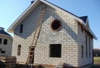 Строительство дома из пеноблоков. Видео-инструкция