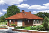 Проекты домов с вальмовой крышей. Особенности конструкции