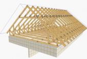 Двускатная крыша дома своими руками. Грамотный монтаж правильной крыши