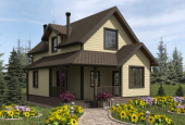 Чем обшить деревянный дом снаружи. Полезные советы