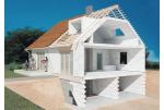 Технология строительства дома из пенобетона