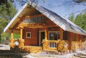 Дома из калиброванного бревна. Самостоятельное строительство