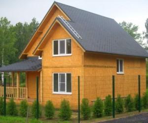 Строим дома из СИП-панелей
