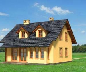 Строим дом из пеноблоков 10х10
