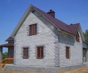 Учимся строить дом из  пеноблоков по видео