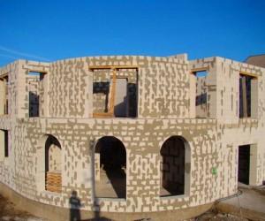 Круглый дом возможен
