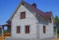 Хочу построить дом из пеноблоков