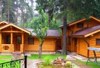 Строительство гостевых домов бань