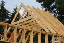 Как собрать крышу дома