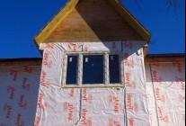 Окна в загородный дом