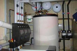 Автоматизация отопления частного дома