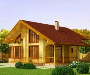 Скачать готовые проекты домов деревянных