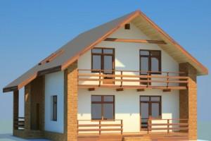 Бесплатные проекты домов из газобетона