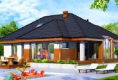 Скачать проекты одноэтажных домов и коттеджей