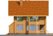 Скачать бесплатно проект двухэтажного частного дома
