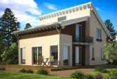 Проекты загородных домов из СИП-панелей