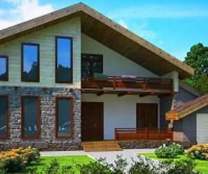 Скачать проекты коттеджей и загородных домов