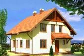 Скачать готовые проекты домов из пеноблоков