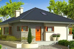 Проекты гостевых домов из пеноблоков