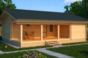 Использование готовых проектов гостевого домика