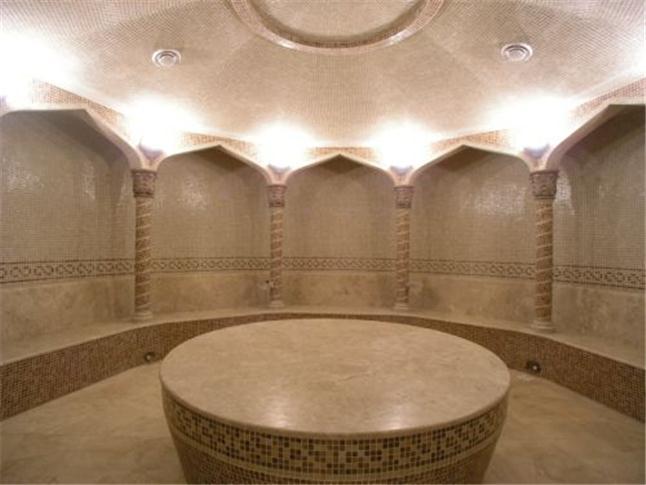 Баня в турции хамам