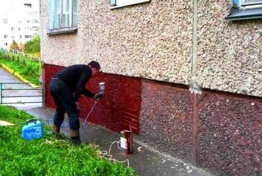 чем-покрасить-фундамент-дома