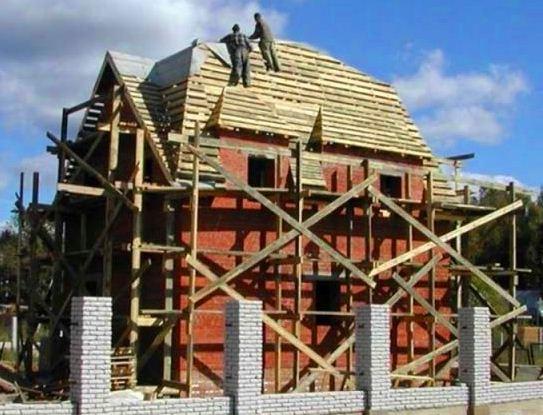строительство-коттеджей