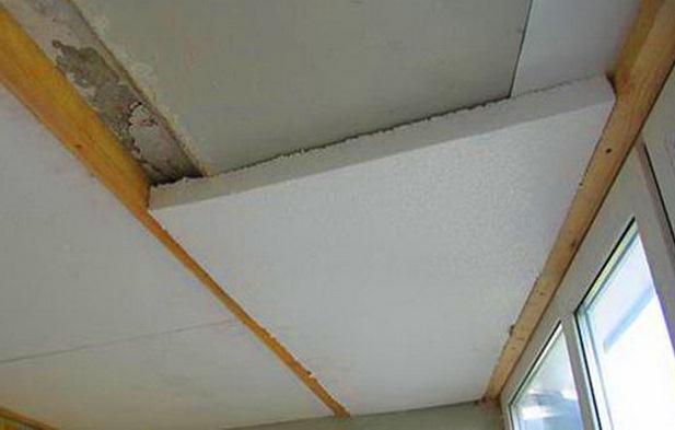 Утепление-потолка-в-частном-доме