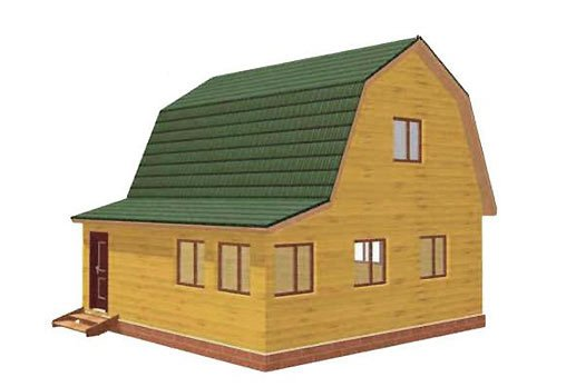 Односкатная-крыша-пристройки-к-дому