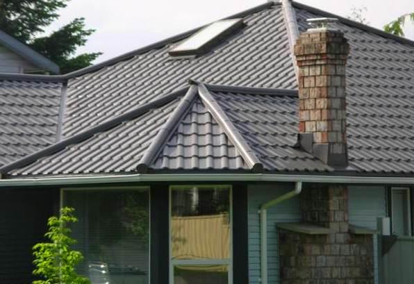 Шумоизоляция-крыши для-дома-из-металлочерепицы