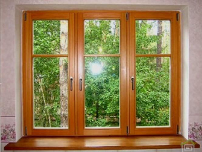 Как правильно ставить деревянные окна в дом
