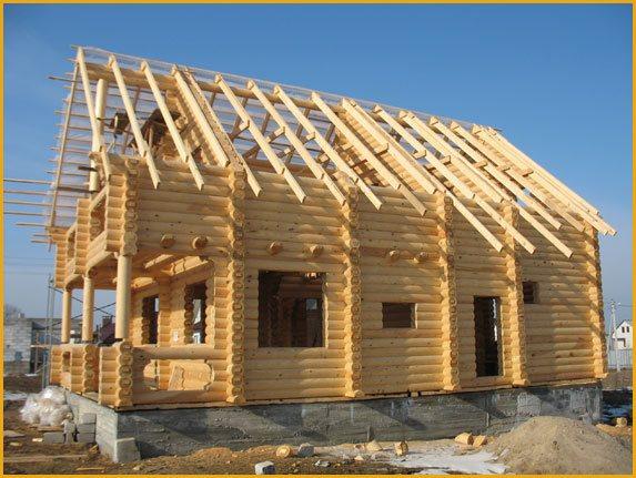 Собственноручное создание крыши дома