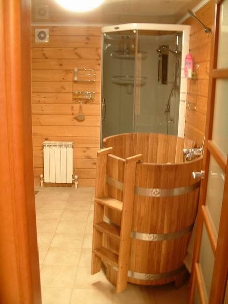 гостевые бани из кле…