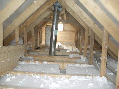 Утеплить крышу своими руками фото 106