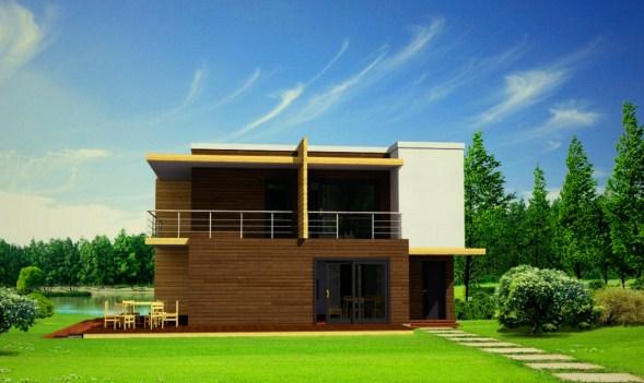 Частный-дом-с-плоской-крышей