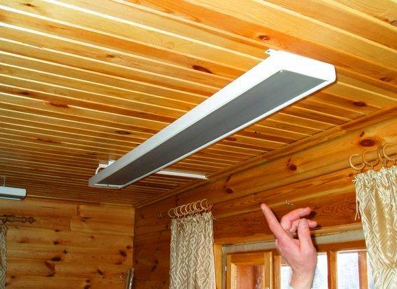 Инфракрасное-отопление-загородного-дома
