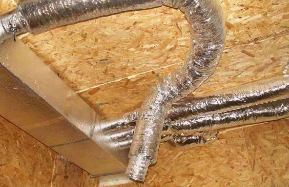 Воздушное-отопление-загородного-дома