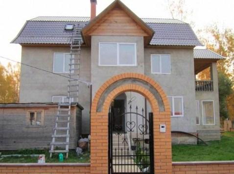 Строительство-дома-из-керамзитоблоков