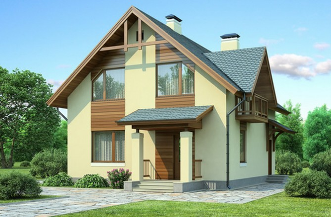 бесплатные-проекты-домов-из-блока