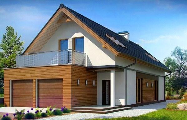 дом-из-пеноблоков-с-балконом