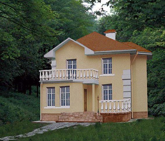 бесплатные-проекты-домов-из-кирпича
