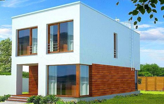 Проекты-домов-с-плоской-крышей